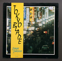 "TOKYO BLADE - Midnight Rendezvous 12"" Vinyl EP Record Good 1984 UK Pressing"