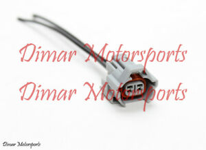 One Fuel Injector Connector for 2012 Sentra 2.0L I4
