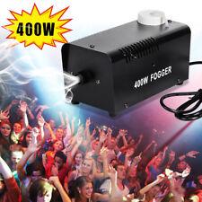 Superb Remote DJ Disco Party Club Smoke Mist Fog Effect Mountable Machine UK