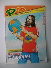 IL PICCOLO MISSIONARIO [rivista, ottobre 2011, n°10]