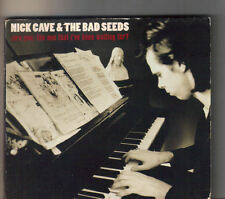 NICK CAVE & THE BAD SEEDS - Are You The One I've Been Waiting For? 4 Trk CD Sgl.