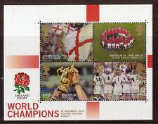 Grande-Bretagne 2003 RUGBY CHAMPIONS DU MONDE Non montés excellent état