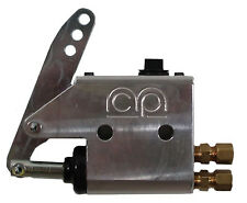 NEW MCP JR. DRAGSTER BRAKE MASTER CYLINDER,LAWN MOVER,BARSTOOL,RACING,3/4,SILVER