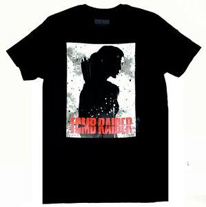 Alicia Vikander Lara Croft TOMB RAIDER T-Shirt NEW Official