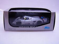 64220 Max Models Mercedes Benz C-11 Silberpfeil 1990 #2 Modellauto 1:43 NEU OVP