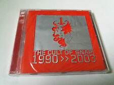 "SNAP ""THE CULT OF SNAP 1990 - 2003"" 2CD 26 TRACKS PRECINTADO SEALED"
