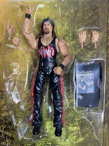 WWE Elite Legends Series 12 Kevin Nash NWO WolfPac WCW Target Figure LOOSE