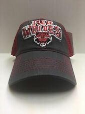 ARKANSAS STATE RED WOLVES ASU MESH BACK CAP HAT OFFICIALLY LICENSED