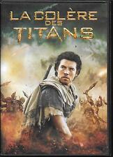 DVD ZONE 2--LA COLERE DES TITANS--WORTHINGTON/PIKE/LIEBESMAN