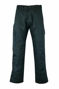 Mens Working Elastic Pant Work wear Warehouse Trouser Cargo Combat Outdoor UK