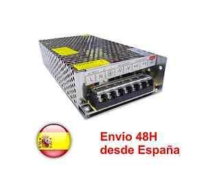 Fuente Alimentacion -Alimentador-Transformador 24V 6.5A 150W