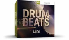 Toontrack MIDI Drum Pack - Drum Beats - Genuine Serial License Key