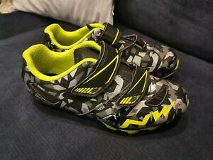 Kids Northwave Hammer Junior Mtb Shoes Size 2
