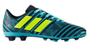 kids adidas nemeziz football boots togs shoes fxg junior unisex