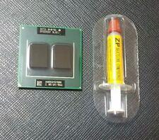 Intel Core 2 Quad Mobile Q9000 SLGEJ  2GHz/6M/1066MHz Socket P CPU thermal past