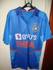 Indian BYJU'S Cricket Team T shirt World Cup SIZE 42 NEW