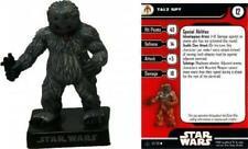 2x #54 Talz Spy Alliance and Empire Star Wars Miniatures NM