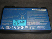 Batterie D'ORIGINE Acer Extensa 5620G 5210 5220 5620Z GENUINE NEUVE Battery ACCU