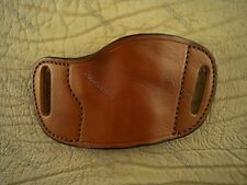 Taurus 1911 with Rail Leather Gun Holster Made in U.S.A. BY American Pride Co.