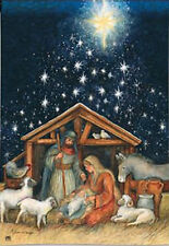 Garden Flag, Christmas, Nativity, Holy Night