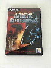 Star Wars: Galactic Battlegrounds (PC, 2001) Version Française