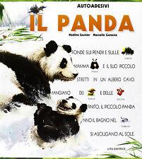 Il panda. Con sticker - Lito - Libro nuovo in offerta!