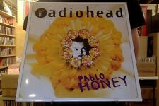 Radiohead Pablo Honey LP sealed vinyl RE reissue