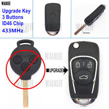 Upgraded Car Remote Key for Mercedes-Benz Smart Fortwo 451 2007 - 2015 433MHz