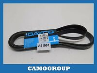 Belt Service V-Ribbed Belt 2385MM Dayco For OPEL Insignia Chrysler Crossfire