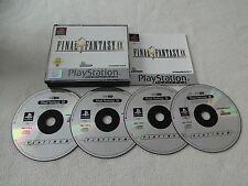 Final Fantasy IX Playstation PS 1 Spiel komplett mit OVP & Anleitung