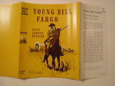 Young Bill Fargo, Neta Lohnes Frazier, Dust Jacket Only