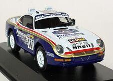Minichamps 1/43 Scale Porsche 959 Paris Dakar Rally 1986 #187 Diecast model Car