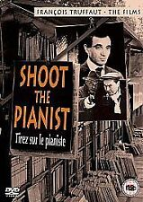 Shoot The Pianist FRANCOIS TRUFFAUT NEW SEALED DVD