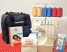 """Gritzner Overlock 788 in der CreArtista """"All you need & more"""" Super-LED-Edition"""