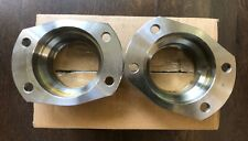 """FORD 9"""" INCH BIG BEARING AXLE ENDS 3/8"""" BOLTS NEW STYLE TORINO LATE FORD ENDS"""