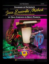 Standard of Excellence Jazz Ensemble Method for 2nd Trombone