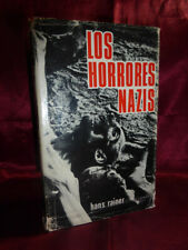 LOS HORRORES NAZIS by Hans Rainer HB BOOK 1971 World War II Germany Holocaust