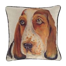 Wool Blend Animal Print Square Decorative Cushions