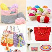 SOFT BEAUTY CLOTHES T-SHIRT YARN ELASTIC KNITTING FABRIC FOR BAGS CUSHION DIY