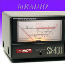 DIAMOND SX-400N SWR METER VHF UHF 140-525MHz 200W + FAST GLS DELIVERY SX400N