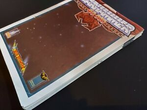 Warhammer 40,000 Rogue Trader Rulebook No Cover, Good for Ring Binder Only