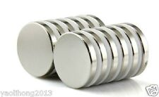 50pcs Super Strong Disc Rare-Earth Neodymium Magnets Magnet 20 mm x 3 mm N52