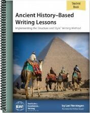 Ancient History-Based Writing Lessons Student Book 5 ED 2018