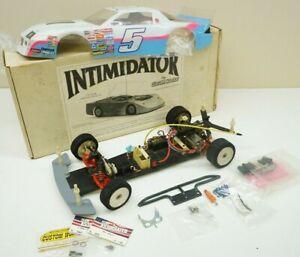 Rare Original Customworks Intimidator #0911 1/10 Scale 2wd RC Oval Race Car