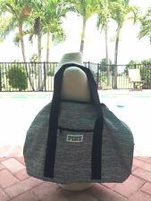 Victorias Secret PINK Logo Duffle Bag Weekender Gym - New in bag