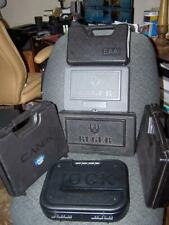 Lot 6 Gun Hard Cases Glock Ruger Eaa Charles Daly Canik Tp9 w/holster