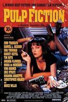 PULP FICTION FILMPOSTER KINOPLAKAT FILMPLAKAT MOVIE FILM POSTER