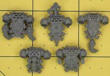 Warhammer 40K Space Marines Space Wolves Wolf Pack Backpacks