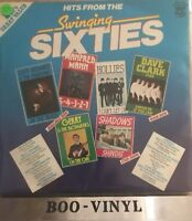 Hits From The Swinging Sixties 2 Vinyl Lp's MFP 1012 Ex Con