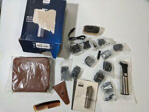 Philips Norelco MG7791/40 Multi Groomer 29 Piece Men Grooming Kit Shaver OPEN BX